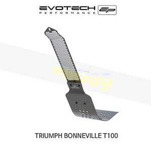 에보텍 TRIUMPH 트라이엄프 본네빌 T100 듀어프로텍터시스템 2002-2016