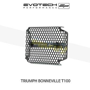에보텍 TRIUMPH 트라이엄프 본네빌 T100 렉티피어가드 2002-2016