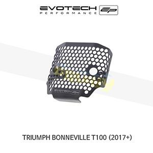 에보텍 TRIUMPH 트라이엄프 본네빌 T100 렉티피어가드 2017+
