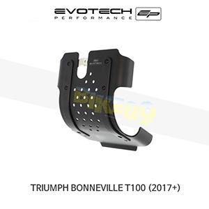에보텍 TRIUMPH 트라이엄프 본네빌 T100 엔진가드 2017+