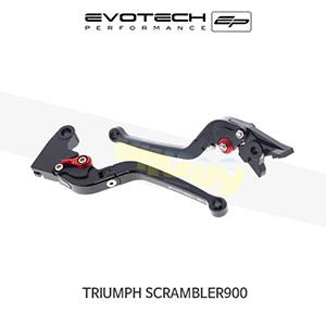 에보텍 TRIUMPH 트라이엄프 스크램블러900 접이식클러치브레이크레버세트 2005-2016