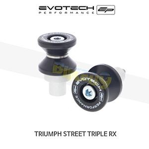 에보텍 TRIUMPH 트라이엄프 스트리트 트리플 RX M8 패드덕스탠드 2015-2016
