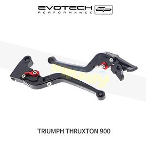 에보텍 TRIUMPH 트라이엄프 스럭스톤900 접이식클러치브레이크레버세트 2003-2016