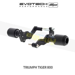 에보텍 TRIUMPH 트라이엄프 타이거800 프레임슬라이더 2010-2014