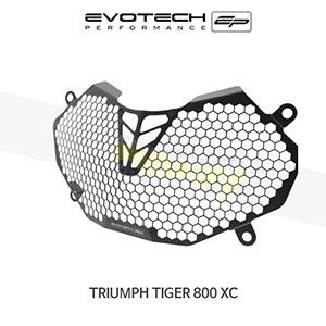 에보텍 TRIUMPH 트라이엄프 타이거800 XC 헤드라이트가드 2010+