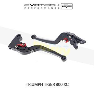 에보텍 TRIUMPH 트라이엄프 타이거800 XC 접이식클러치브레이크레버세트 2010+