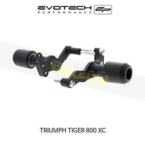 에보텍 TRIUMPH 트라이엄프 타이거800 XC 프레임슬라이더 2010-2014