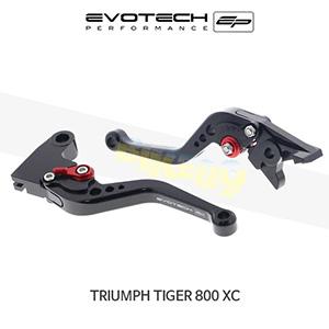 에보텍 TRIUMPH 트라이엄프 타이거800 XC 숏클러치브레이크레버세트 2010+