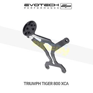 에보텍 TRIUMPH 트라이엄프 타이거800 XCA TOM TOM SAT 네비게이션 마운트 2018+