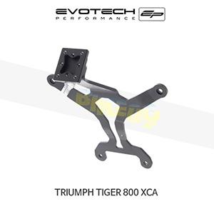에보텍 TRIUMPH 트라이엄프 타이거800 XCA GARMIN SAT 네비게이션 마운트 2018+