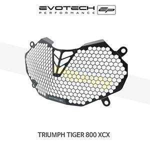 에보텍 TRIUMPH 트라이엄프 타이거800 XCX 헤드라이트가드 2015+