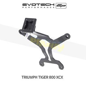 에보텍 TRIUMPH 트라이엄프 타이거800 XCX GARMIN SAT 네비게이션 마운트 2018+