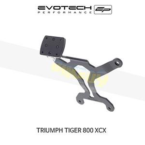 에보텍 TRIUMPH 트라이엄프 타이거800 XCX ULTIMATE ADDONS SAT 네비게이션 마운트 2018+