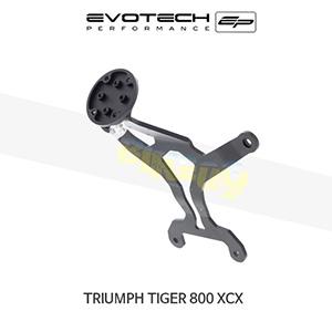 에보텍 TRIUMPH 트라이엄프 타이거800 XCX TOM TOM SAT 네비게이션 마운트 2018+