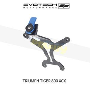 에보텍 TRIUMPH 트라이엄프 타이거800 XCX QUAD LOCK SAT 네비게이션 마운트 2018+