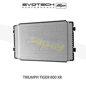 에보텍 TRIUMPH 트라이엄프 타이거800 XR 라지에다가드 2015+