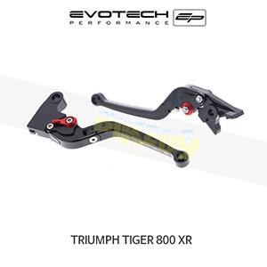 에보텍 TRIUMPH 트라이엄프 타이거800 XR 접이식클러치브레이크레버세트 2015+