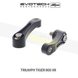 에보텍 TRIUMPH 트라이엄프 타이거800 XR 미러확장브라켓 2015+