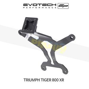 에보텍 TRIUMPH 트라이엄프 타이거800 XR GARMIN SAT 네비게이션 마운트 2018+