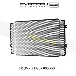 에보텍 TRIUMPH 트라이엄프 타이거800 XRX 라지에다가드 2015+