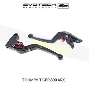 에보텍 TRIUMPH 트라이엄프 타이거800 XRX 접이식클러치브레이크레버세트 2015+