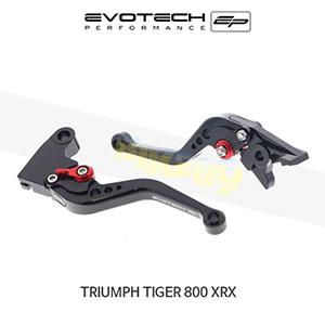 에보텍 TRIUMPH 트라이엄프 타이거800 XRX 숏클러치브레이크레버세트 2015+