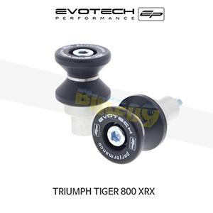 에보텍 TRIUMPH 트라이엄프 타이거800 XRX M8 패드덕스탠드 2015+