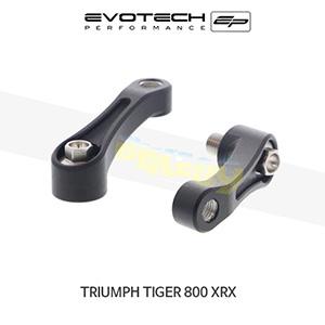 에보텍 TRIUMPH 트라이엄프 타이거800 XRX 미러확장브라켓 2015+