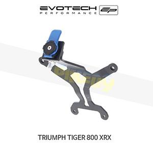 에보텍 TRIUMPH 트라이엄프 타이거800 XRX QUAD LOCK SAT 네비게이션 마운트 2018+