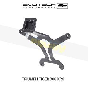 에보텍 TRIUMPH 트라이엄프 타이거800 XRX GARMIN SAT 네비게이션 마운트 2018+