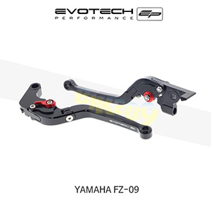 에보텍 YAMAHA 야마하 페이저 FZ09 접이식클러치브레이크레버세트 2013+