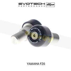 에보텍 YAMAHA 야마하 페이저 FZ6 핸들바엔드 (BLACK)