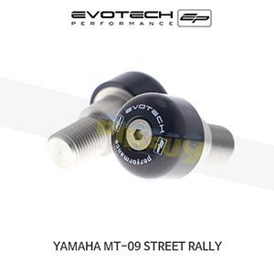 에보텍 YAMAHA 야마하 MT Street Rally 핸들바엔드 (BLACK)
