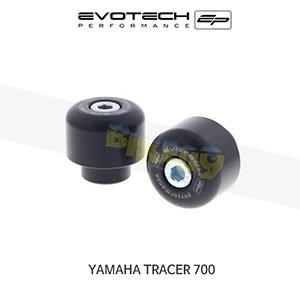 에보텍 YAMAHA 야마하 트레이서700 핸들바엔드 2016+ (BLACK)