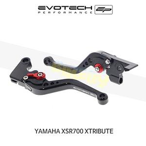 에보텍 YAMAHA 야마하 XSR700 XTribute 숏클러치브레이크레버세트 2018+