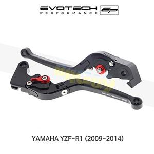 에보텍 YAMAHA 야마하 YZF R1 접이식클러치브레이크레버세트 2009-2014