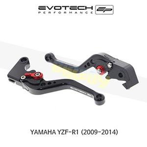 에보텍 YAMAHA 야마하 YZF R1 숏클러치브레이크레버세트 2009-2014
