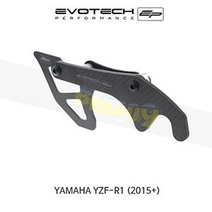 에보텍 YAMAHA 야마하 YZF R1 카본섬유토가드GP스타일 패드덕스탠드플레이트 2015+