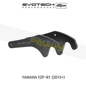 에보텍 YAMAHA 야마하 YZF R1 카본섬유 GP스타일 패드덕스탠드플레이트 2015+