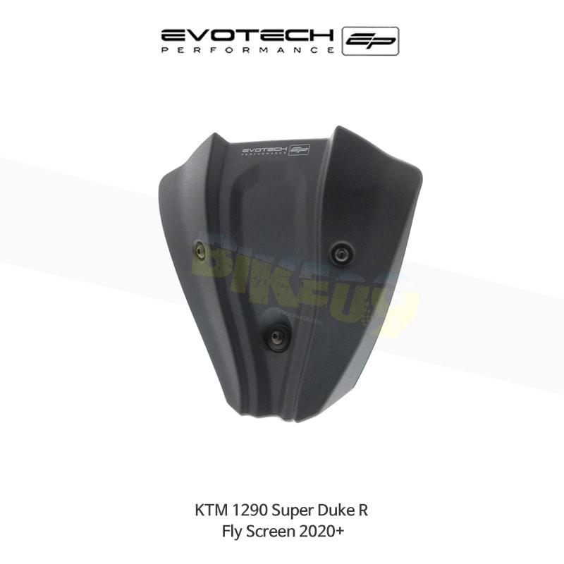 에보텍 KTM 1290슈퍼듀크 R 플라이스크린 2020+ PRN015199-01