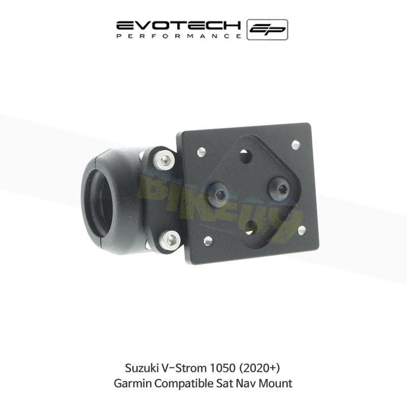 에보텍 SUZUKI 스즈키 브이스톰1050 Garmin 네비게이션 마운트 2020+ PRN014566-015140-01
