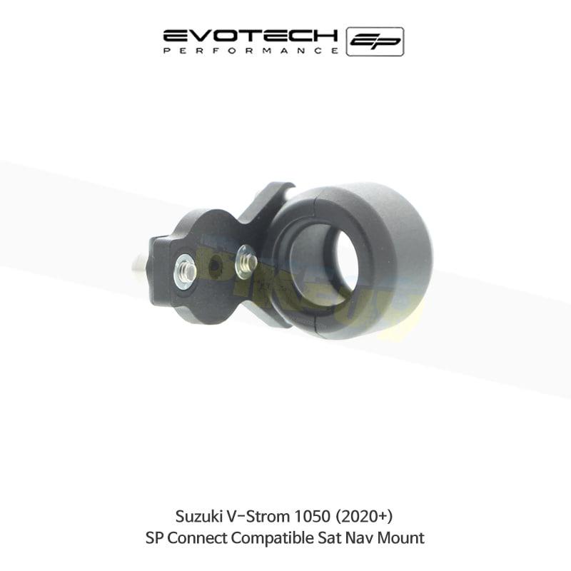 에보텍 SUZUKI 스즈키 브이스톰1050 SP Connect 네비게이션 마운트 2020+ PRN014677-015140-01