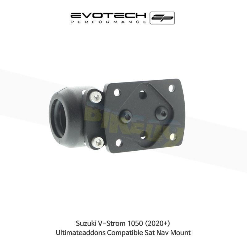 에보텍 SUZUKI 스즈키 브이스톰1050 Ultimate Addons 네비게이션 마운트 2020+ PRN014569-015140-01