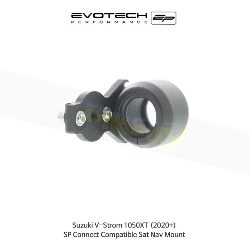 에보텍 SUZUKI 스즈키 브이스톰1050XT SP Connect 네비게이션 마운트 2020+ PRN014677-015140-02