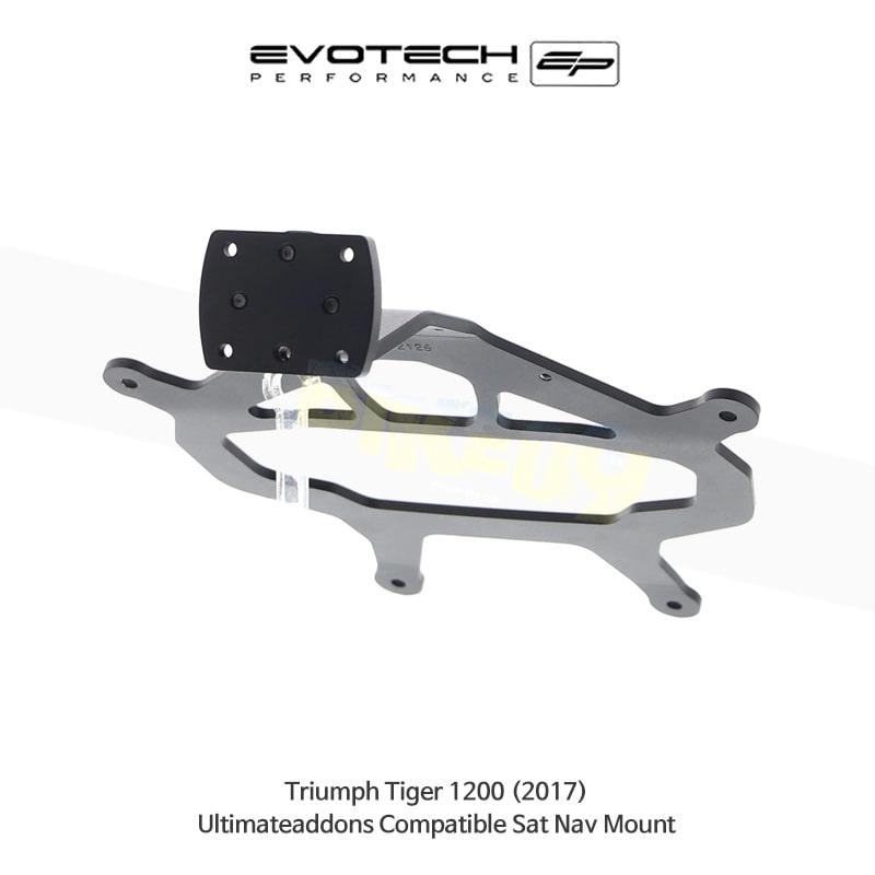 에보텍 TRIUMPH 트라이엄프 타이거1200 Ultimate Addons 네비게이션 마운트 2017 PRN014516-014569-08