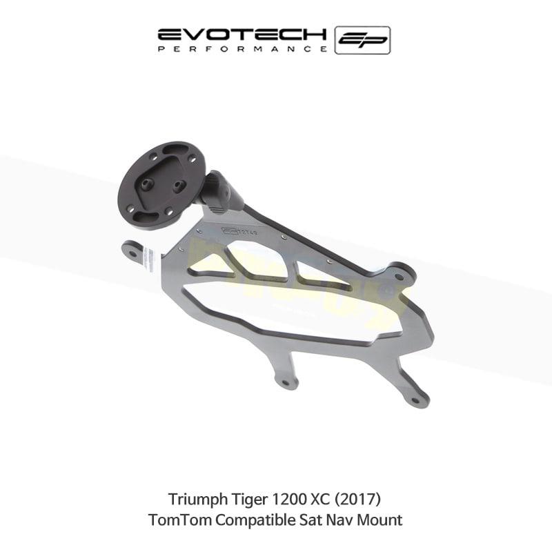 에보텍 TRIUMPH 트라이엄프 타이거1200 XC TomTom 네비게이션 마운트 2017 PRN014516-014567-09