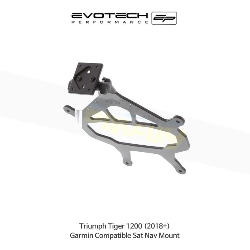 에보텍 TRIUMPH 트라이엄프 타이거1200 Garmin 네비게이션 마운트 2018+ PRN014516-014566-01