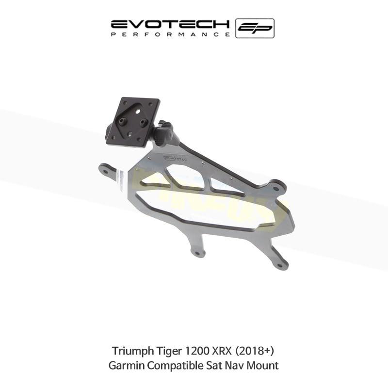 에보텍 TRIUMPH 트라이엄프 타이거1200 XRX Garmin 네비게이션 마운트 2018+ PRN014516-014566-06