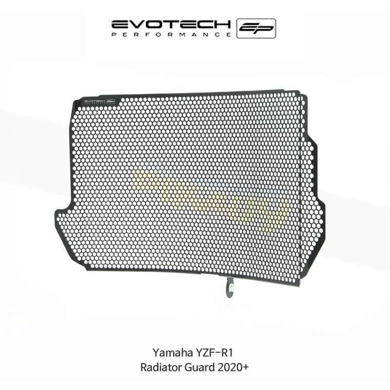 에보텍 YAMAHA 야마하 YZF R1 라지에다가드 2020+ PRN012281-03