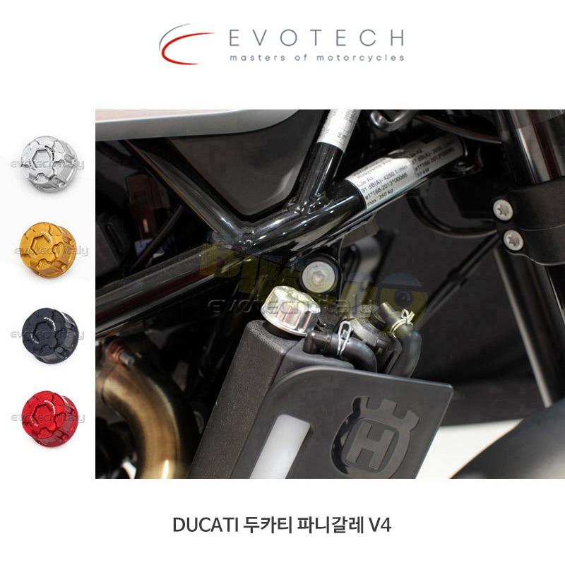 에보텍 DUCATI 두카티 파니갈레 V4 (18-19) 라지에다 연료 탱크캡